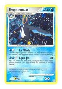Pokemon - Empoleon (4) - Diamond & Pearl - Holofoil
