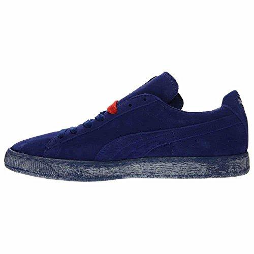 PUMA Adult Wildleder Klassischer Schuh Blau