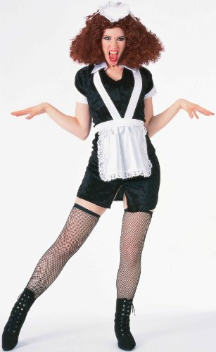 [Costume Rocky Horror Magenta Extra Large] (Male Costumes Rocky Horror)