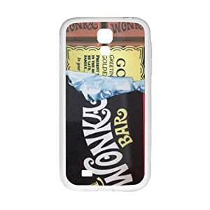 Wonka Bar Fahionable And Popular High Quality Back Case Cover For Samsung Galaxy S4