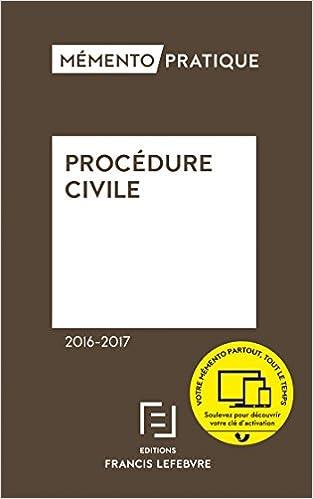Procedure Civile Juridictions Civiles Et Commerciales Conseil De