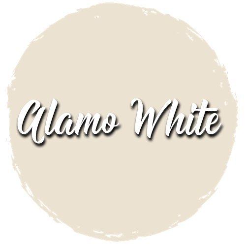 Shabby Paints Chalk Acrylic (Alamo White, 32 oz.)