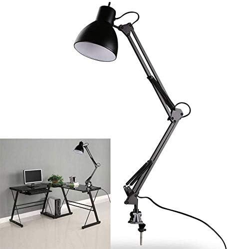 SONGYL Lámpara LED De Escritorio - Lámpara De Mesa Ajustable Y ...