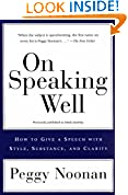 #10: On Speaking Well