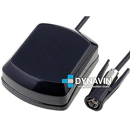 ANT-GPS.BCKR - 5 metros. Ganancia 28dB. Antena de GPS Dynavin para ...