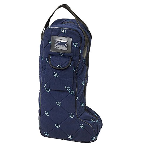 Embroidered Boot Bag - Centaur Embroidered Boot Bag