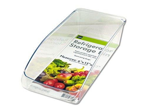 bulk buys OS290 Refrigerator Storage Bin, Natural -  COMINHKPR128941