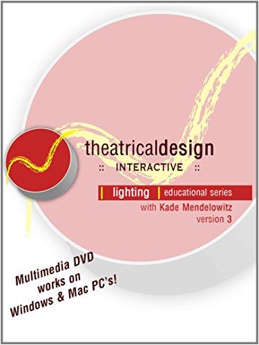 Theatrical Lighting Design Interactive Version 3 ()