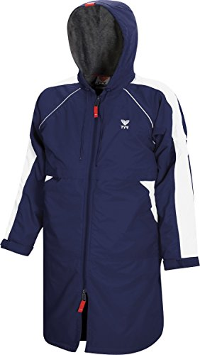 TYR 401WASP2AS Alliance Parka, Navy, Small by TYR