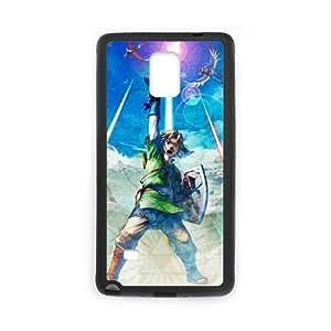 LJF phone case Cartoon Pattern The Legend of Zelda for SamSung Galaxy Note 4 Case