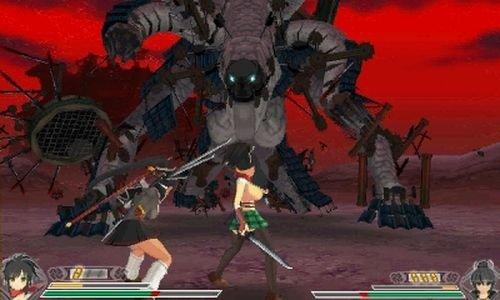 Senran Kagura 2: Deep Crimson Double D Edition [Importación ...