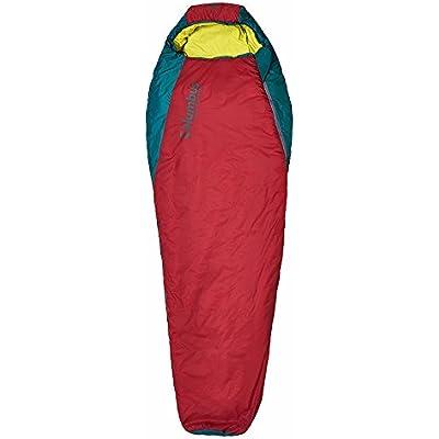 Columbus Misti 180 L Saco de Dormir, Unisex Adulto, Rojo, Talla Única