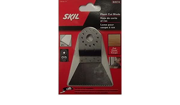 Skil 84574 Wood Flush Cut Saw Blade OIS System For Oscillating Tool Swiss Made