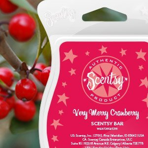 Very Merry Cranberry (Scentsy Bar (Very Merry Cranberry))