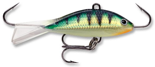 Shad Rap Rapala Jigging - Rapala Jigging Shad Rap 03 Fishing lure, 1.5-Inch, Perch
