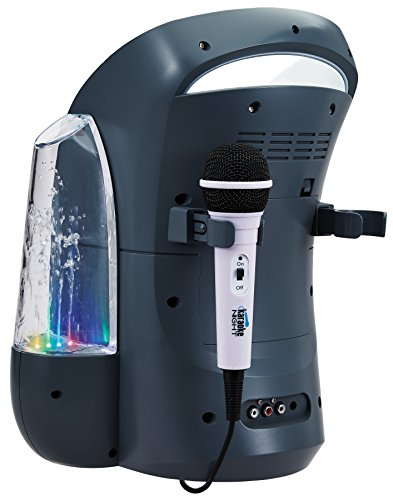 JENKN275 - Karaoke Night KN275 CD+G Karaoke Machine with Dancing Water LED Light Show by Karaoke Night (Image #2)