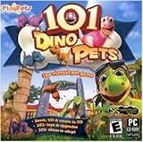 New Selectsoft Games 101 Dino Pets Virtual Pet Game Tyrannosaurus Rex Alectrosaurus Alioramus by SELECTSOFT GAMES