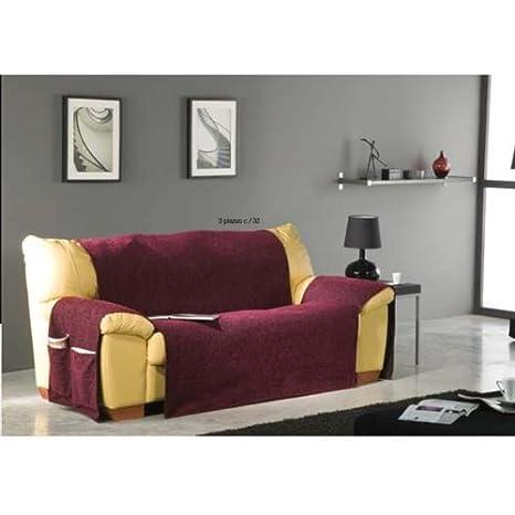 Eysa Juan - Fundas de sofá (1 Plaza), Color Azul: Amazon.es ...