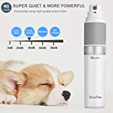 Casifor Dog Nail Grinder and Clippers Quiet with