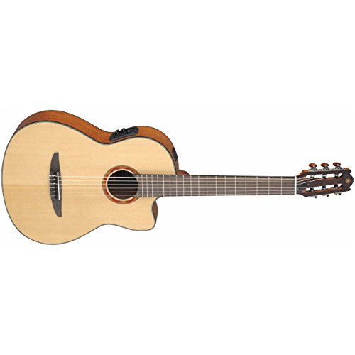 get yamaha ncx700 acoustic electric classical guitar electronics at guitar center. Black Bedroom Furniture Sets. Home Design Ideas