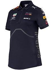 Red Bull Racing Formula 1 Womens 2018 Puma Navy Team Polo