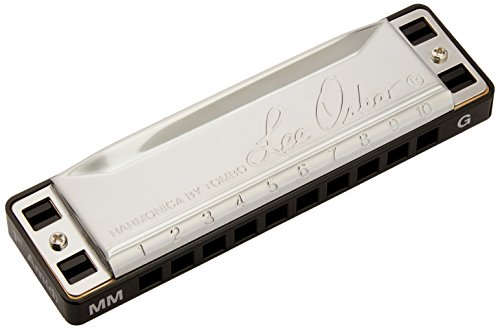 Lee Oskar Harmonica, Melody Maker Key of G