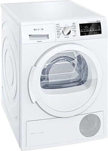 Siemens WT45G238EE Independiente Carga frontal 8kg A++ Blanco ...