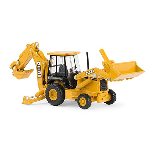 - John Deere 1/87 310SE Backhoe Loader Toy by Ertl - LP67335