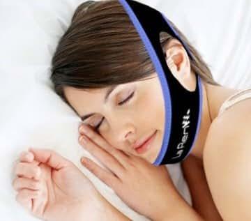 La Ren™, Snore Stopper, Anti Snoring Chin Strap, Sleep Aid Device, Snoring Chin Strap, Stop Snoring, Non Snoring, Sleeping Aid, Stop Snoring Chin Strap