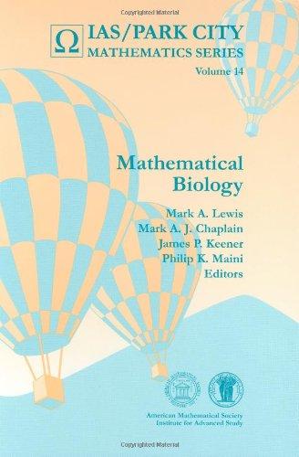 Mathematical Biology (Ias/Park City Mathematics Series)