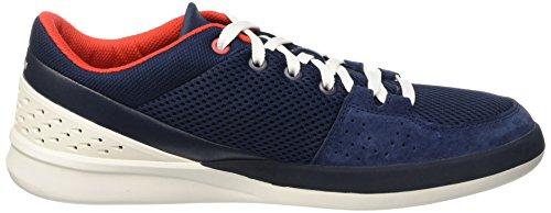 Helly Hansen HH 5.5 M WI WO Zapatillas de deporte exterior, Hombre, Azul / Rojo