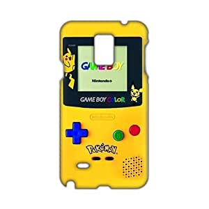 Pokemon game machine 3D Phone For Iphone 5C Case Cover