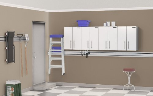 Ulti-MATE Storage 2-Door Wall Storage in Starfire Pearl - GA-094KSW