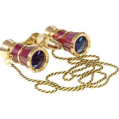 LaScala Optics 3x25 Carmen Opera Glass (Platinum & Silver) 4331893577