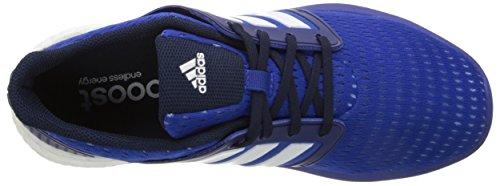 adidas Performance Mens Solar Boost M Running Shoe Collegiate Royal/White/Collegiate Navy qHeSs