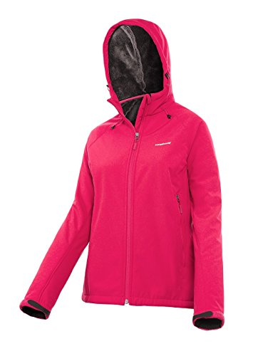 Ouray TRANGOWORLD Oscuro Mujer Rosa Chaqueta Pdw0dX