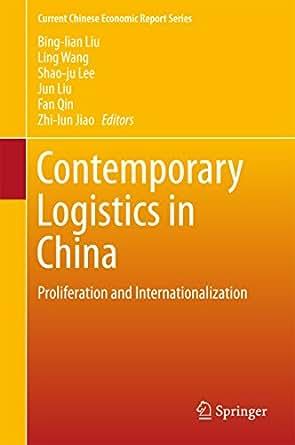 Amazon.com: Contemporary Logistics in China: Proliferation