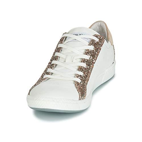 g 300 rose Sneaker Pataugas June Donna Bianco F2e Fq5wSBxH
