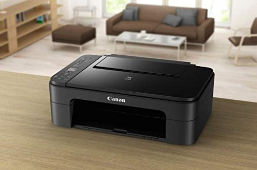 Canon TS3127 Wireless Color Photo Printer with Scanner & Copier