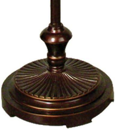 Dale Tiffany TF90219 Crystal Jewel Pebble Stone Floor Lamp