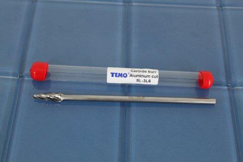 TEMO SL-3L6 NF Aluminum Cut 7