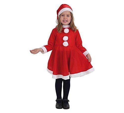 LLOPIS - Disfraz Infantil mamá Noel t-s: Amazon.es: Juguetes y juegos