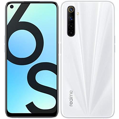 Realme 6s 4GB/64GB Blanco (Lunar White) Dual SIM