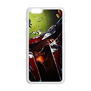 Star Wars White Phone Case for iPhone plus 6