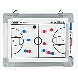 Markwort Mini Basketball Court Board Set