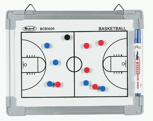 Plus Markerboard (Markwort Mini Basketball Court Board Set)