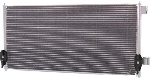 Kool Vue AC Condenser For 2010-2013 Ford Transit Connect 2013 Acura TL