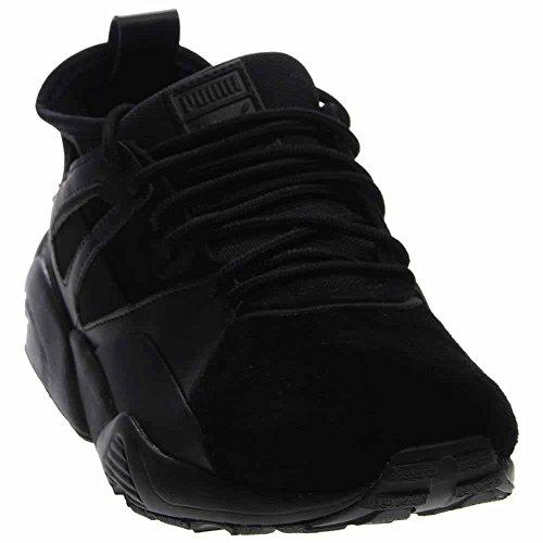 PUMA Women's Bog Sock Core Wn's Fashion Sneaker, Black, 8 M US