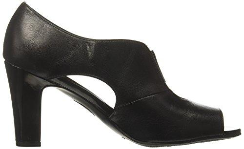 Negro Vestir Tacón para Mujer de Carla LifeStride CqwHYAn