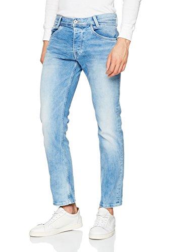 S550 Blu Uomo Jeans Pepe Spike denim PzwWXZqaRn